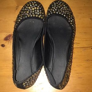 Candie's Jeweled Flats 6.5